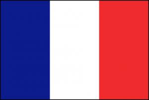 frankrikes-flagga